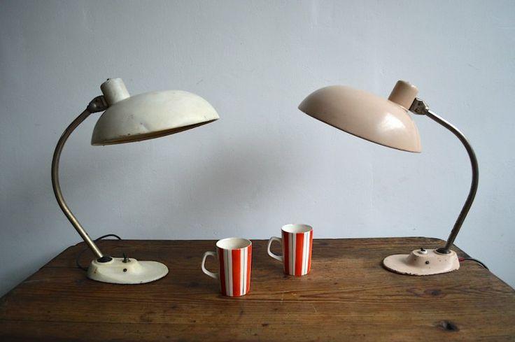 Kaiser Idell desk lamps (2PC) - artKRAFT