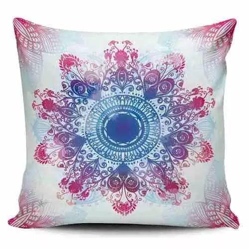 Cojin Decorativo Tayrona Store Mandala 113 - $ 44.900