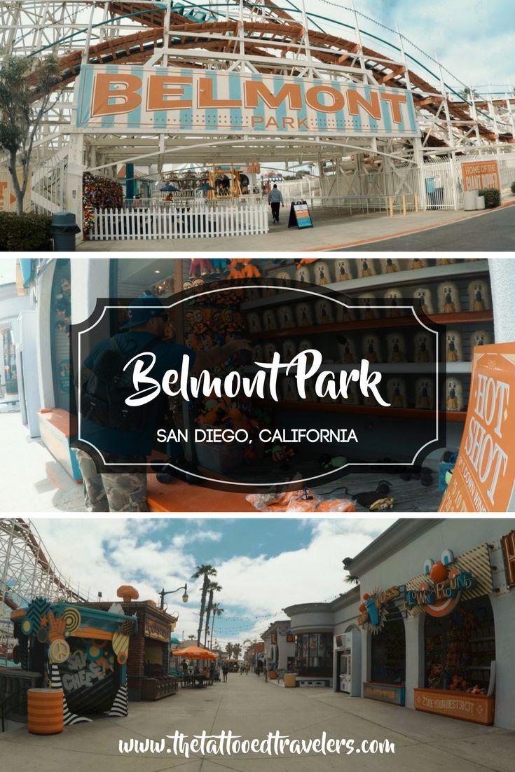 Belmont Park   San Diego, California   www.thetattooedtravelers.com