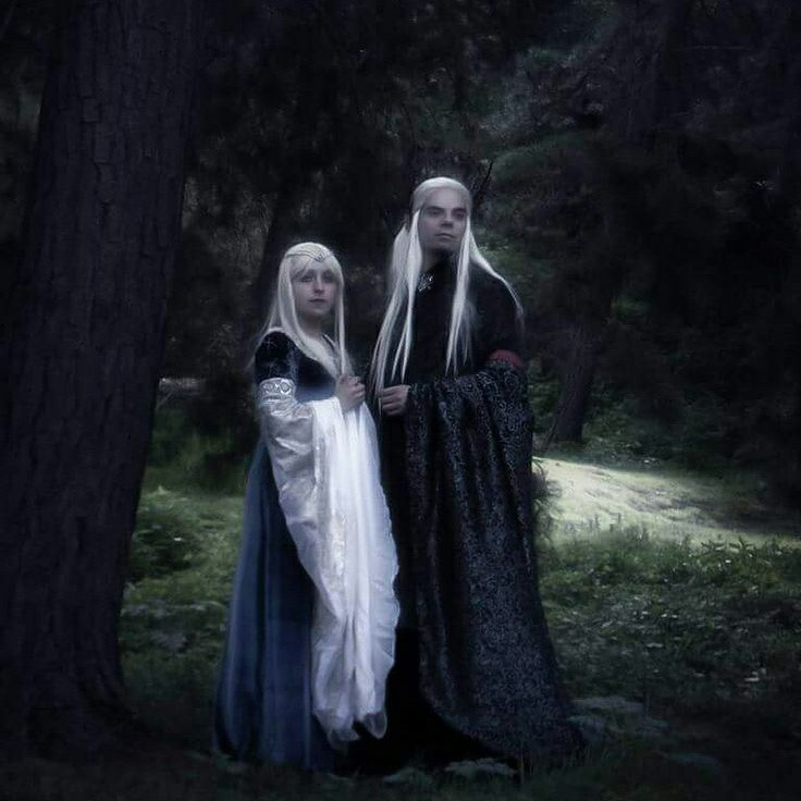 Elven thranduil Forest elfos bosque negro