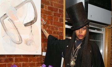 What It's Like To Dine With Erykah Badu And Celebrate The Soul Train Awards | The Huffington Post