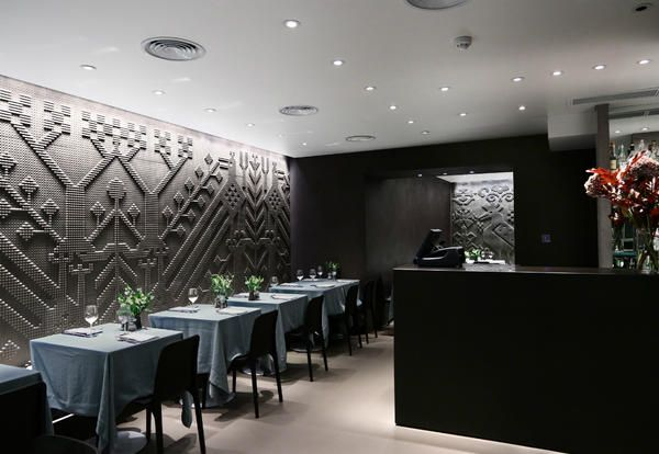 Olivo is a sardinian restaurant in London, inspired by the traditions of the island