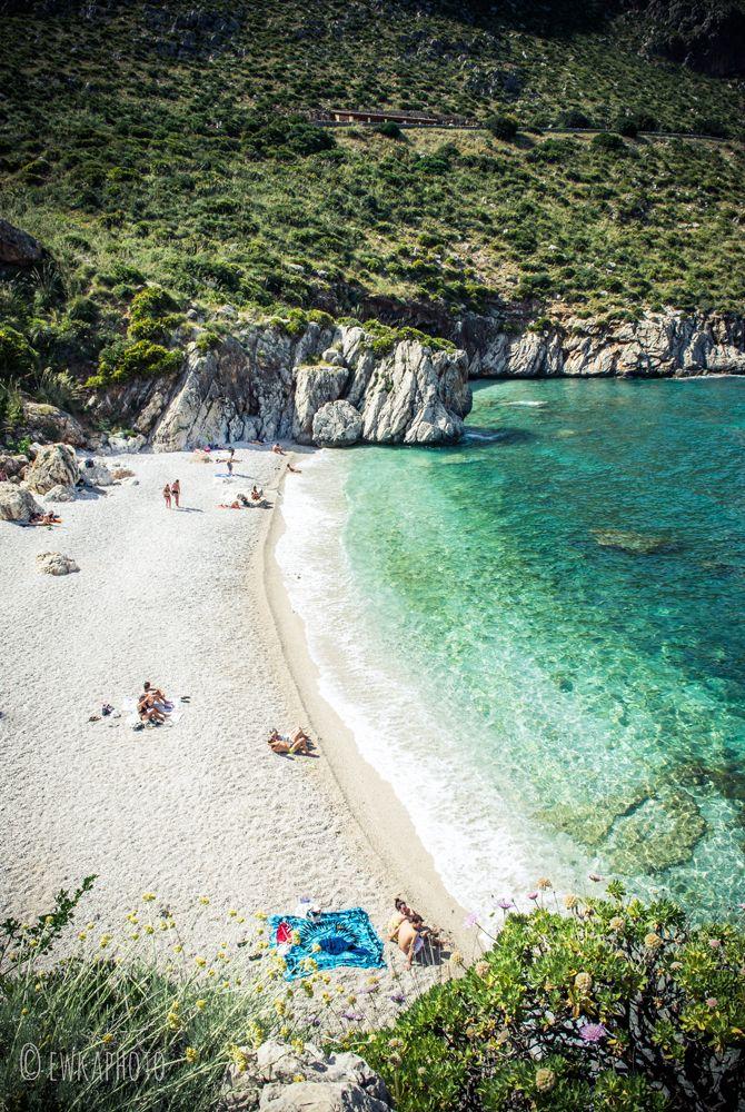 Riserva Naturale Dello Zingaro, Sicily, Italy