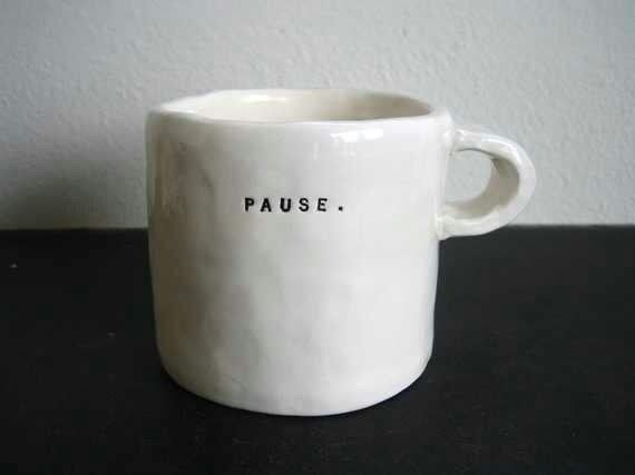 P.A.U.S.E with caffeluxe and enjoy a cup of the good stuff.
