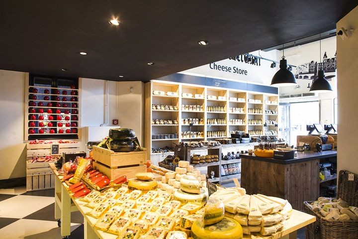 12 best old amsterdam cheese store dam square retail design images old amsterdam cheese store by studiomfd amsterdam 09 old amsterdam cheese flagship store by studiomfd fandeluxe Image collections