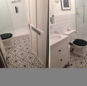Simple Bathroomtrendsencaustic_tile
