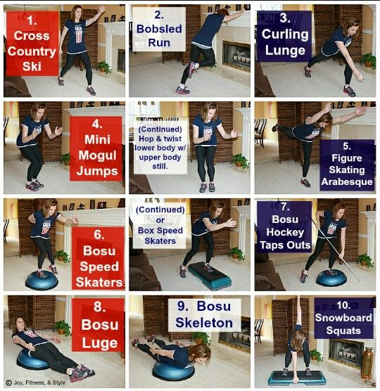 Bosu Ball Exercises For Athletes: 24 Best Christmas Fitness Images On Pinterest