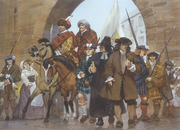 Jacobites, The* Jacobites - Robespierre's Velvet Basement