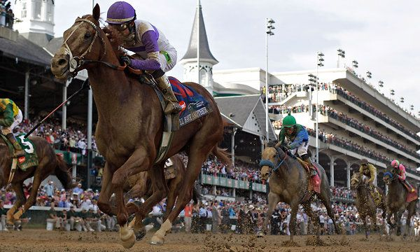 I'll Have Another and Mario Gutierrez Win Kentucky Derby - NYTimes.com