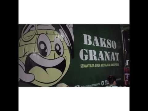 Bakso Granat Mas Azis Palembang Sensasi Pedasnya Meledak di Perut - Kuliner Palembang