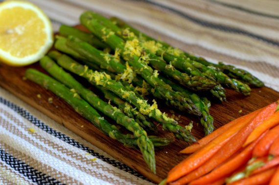 how to cook asparagus on bbq grill