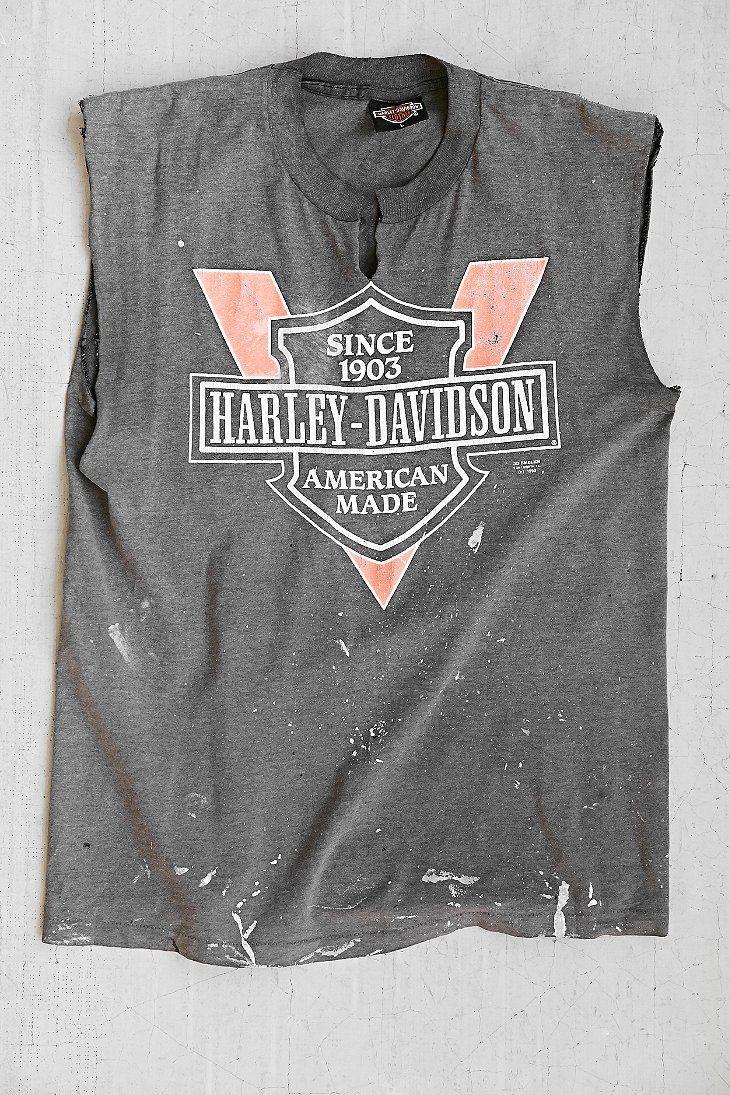 vintage harley davidson outfitters