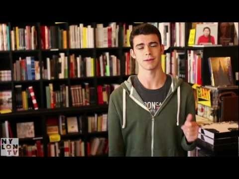 """""""The Book Thief"""" made this guy cry. Me too, one of the strongest reactions I've had to a book yet."""