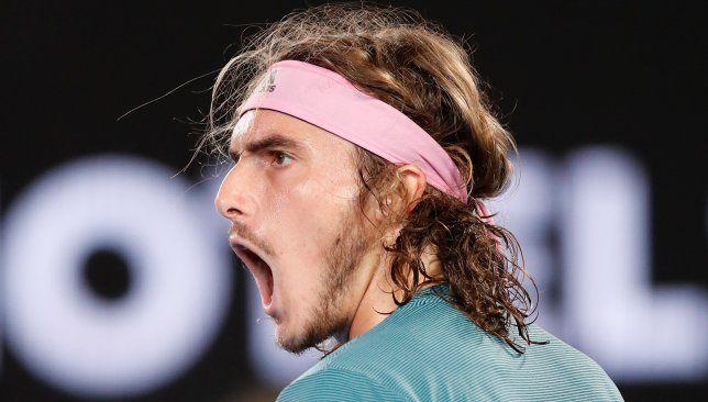 New Generation Beats Old Gold As Stefanos Tsitsipas Upstages Roger Federer Roger Federer Abu Dhabi Tennis Championships