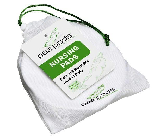 how to use nursing pads