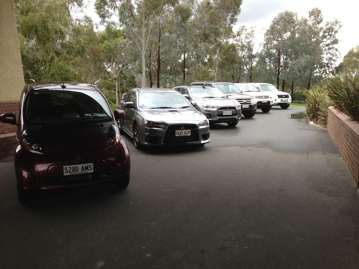 A grand day out with Mitsubishi Motors Australia