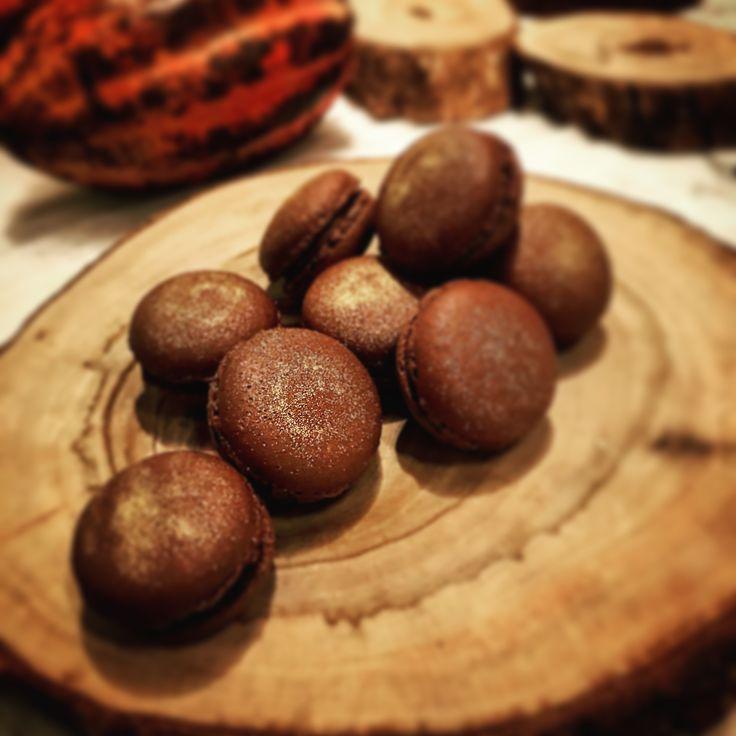 #grandhyatt #grandhyatttaipei #chalounge #chocolate #macarons #chefjulienperrinet #台北君悅酒店 #茶苑 #巧克力 #馬卡龍