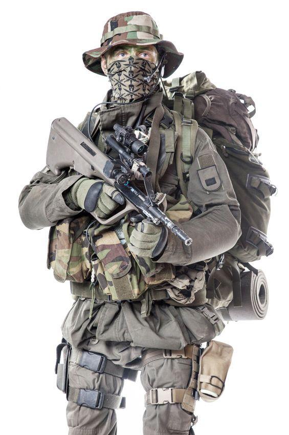 Austrian Military Tactical Loadout #aegisgears #militaryloadout #military…