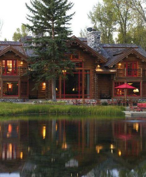 7190 Bar B Bar Ranch Rd North Jackson Hole WY, 83001   Luxury Real Estate
