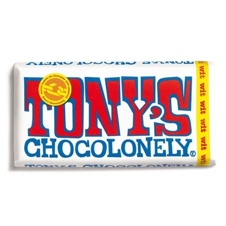 Tony's Chocolonely Witte Whocolade