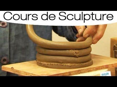 Réaliser un modelage : la technique des colombins - YouTube