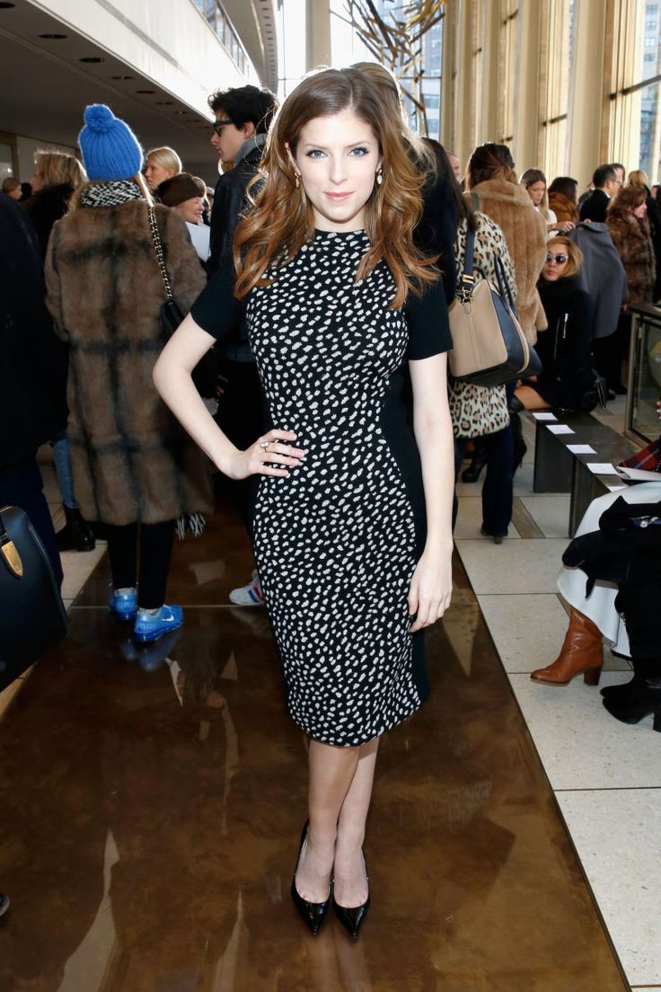 Anna Kendrick Style Inspiration for Petites - Verily