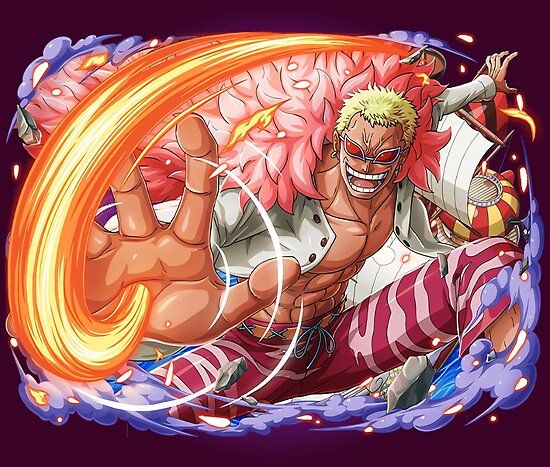 One Piece Poster Wano