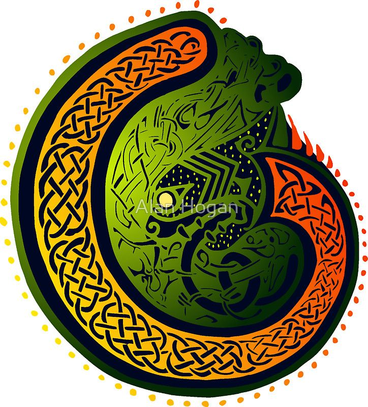 Celtic Twist sticker available from Redbubble. #gaelic #knots #irish #stpatrick #ireland #traditional #celtic #celticstyle #stpatricksday #green #stickers