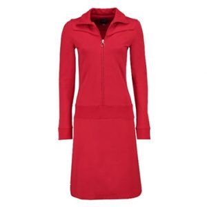 Dress Vera LS Red