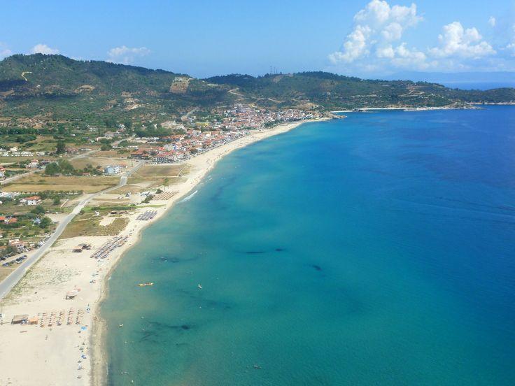Beaches Around Sarti, Greece