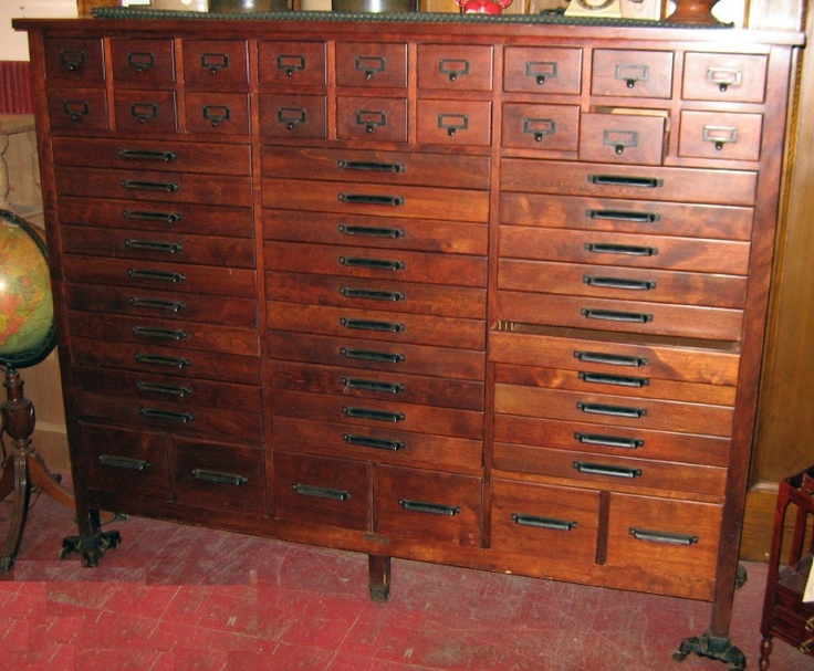 Buy Apothecary Chest - WoodWorking Projects & Plans