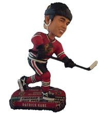 NHL Headline Bobble Head #88 Patrick Kane Chicago Blackhawks