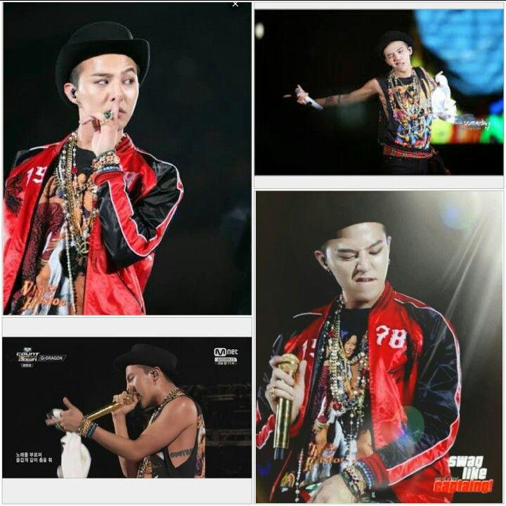 G Dragon 2014 Mnet Kcon