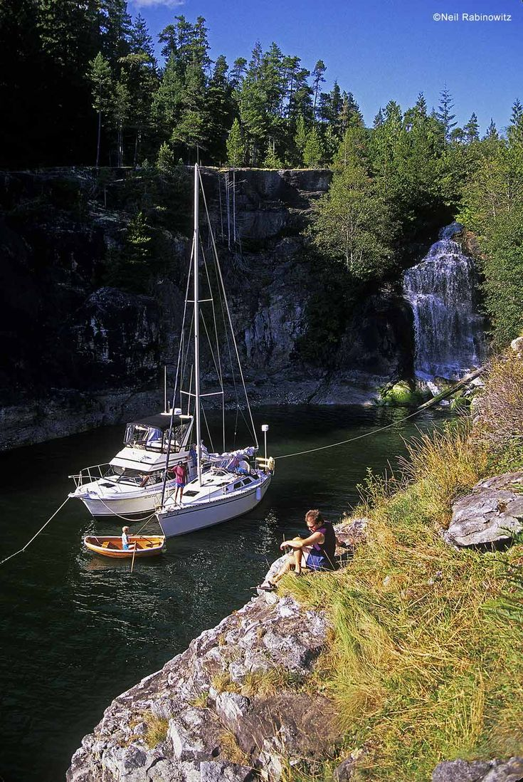 Find perfection along coastal British Columbia's Desolation Sound.