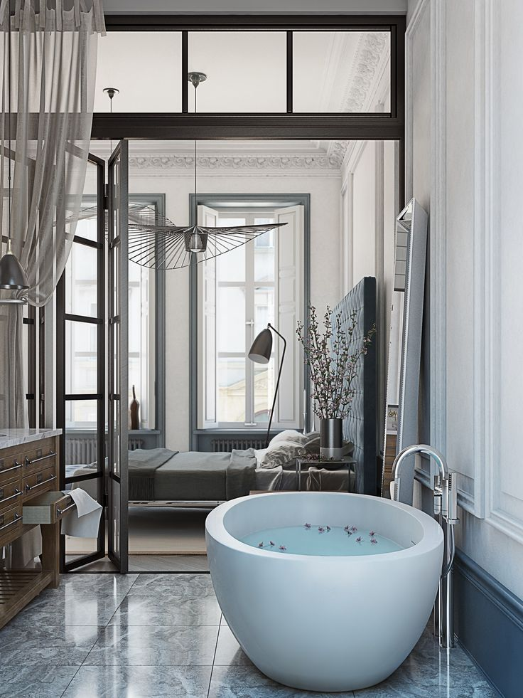 find this pin and more on big bathroom beauties - Big Bathroom Designs