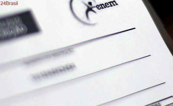 Enem tem menor número de inscrições confirmadas desde 2012