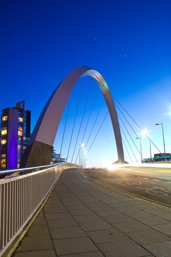 Glasgow Bridge #Glasgow #Scotland #Escocia