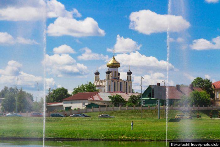 Фотографии прогулки в историческом центре Лиды. Почти открытки.   #интересные_места #беларусь #belarus #lida #лида #интересное #фото #фотография #туризм #история #замки #церкви #гродно #лето