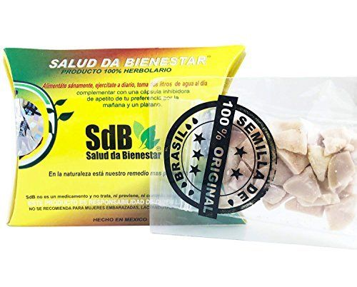 Amazon.com: AUTHENTICA SEMILLA DE BRAZIL 100% ORIGINAL/FAT BURNER/ORIGINAL STAMPS!LARGE SIZE SEED!GREAT PRICE!: Health & Personal Care