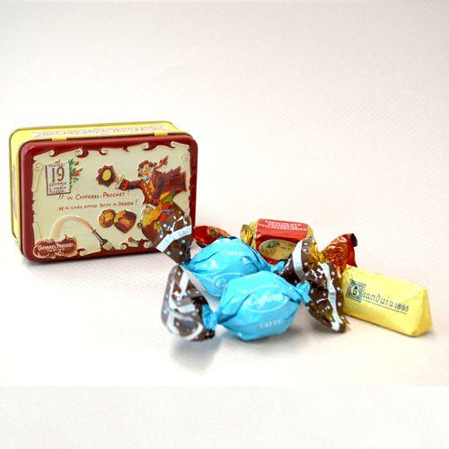 【 NEW 】 ジャンドゥイオット缶(ヴィーノ)