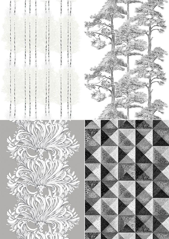 Vallila SS14 State of Mind Collection: Sintra, Lempi, Koivikko, Kallvik