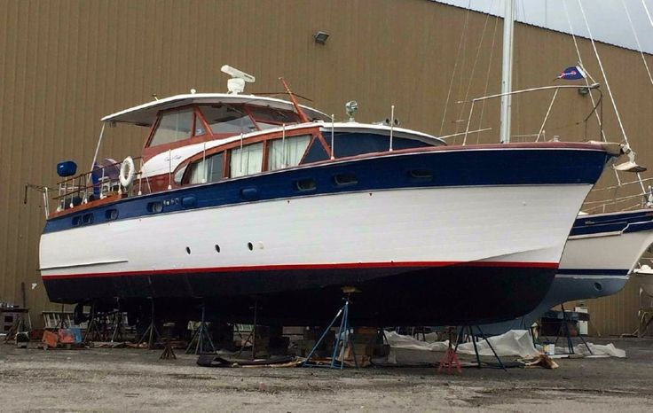 1957 Chris-Craft Constellation Power Boat For Sale - www.yachtworld.com