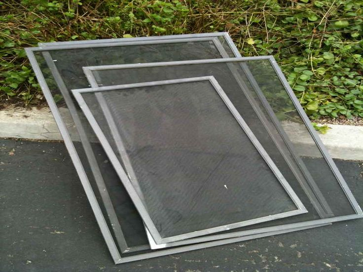 Reinstate The Adjustable Window Screens With The Many
