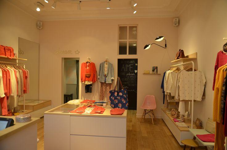 Des petits hauts nos boutiques pinterest - Des petits hauts boutiques ...