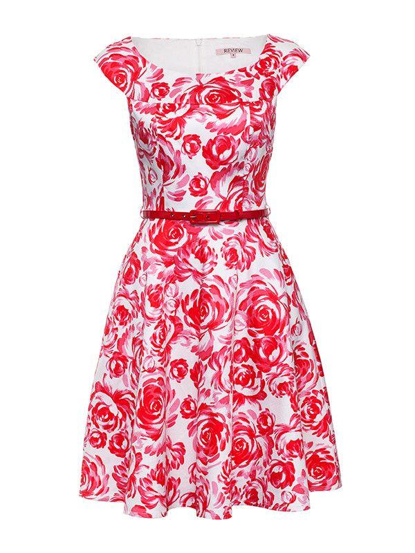 Dreamy Rose Dress | Dresses | Review Australia