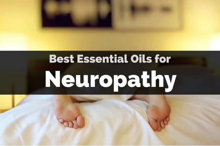 Here are the Best Essential Oils for Neuropathy and Numbness to help reduce the pain and discomfort from tingling and pins and needles naturally.