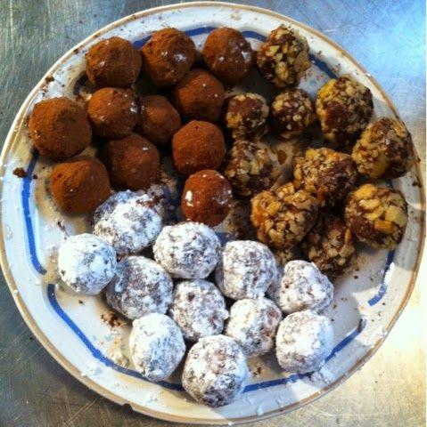 Our Birth Journeys: Chocolate Placenta Truffle Recipe