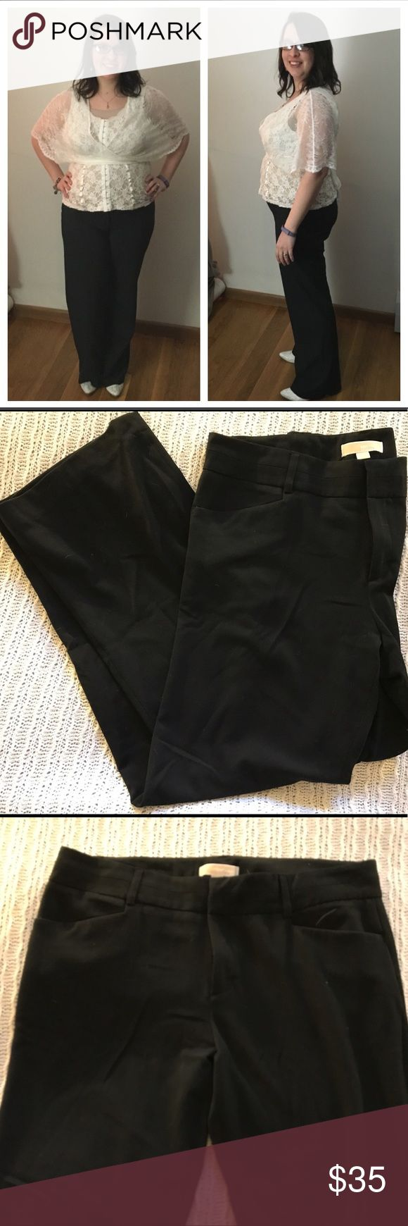 Michael Kors Wool Dress Pants Gently worn dress pants from Michael Kors. Used only for special occasions and job interviews. MICHAEL Michael Kors Pants Trousers