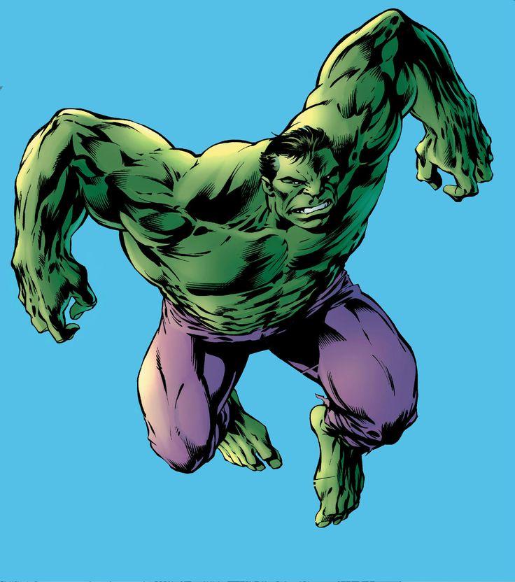 Hulk (Bruce Banner) by Allan Davis