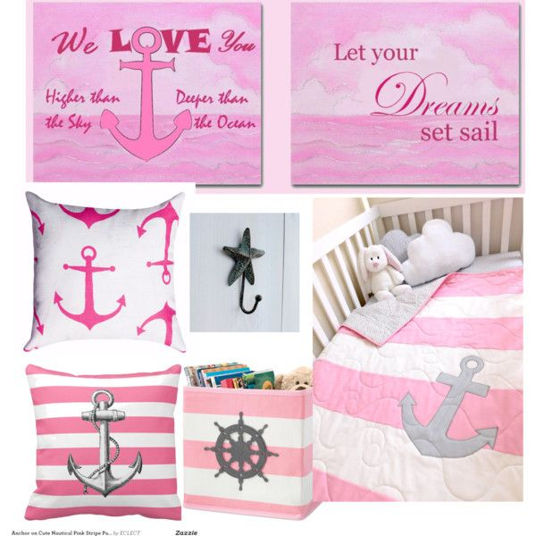 Popular Items For Nursery Decor On Etsy Baby Shower: 25+ Best Ideas About Girl Nautical Nursery On Pinterest